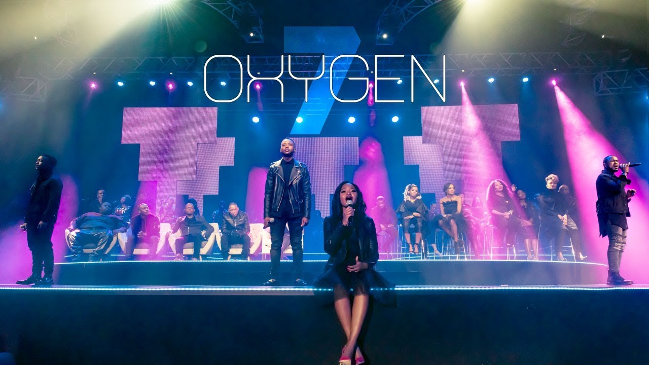 Spirit Of Praise 7 ft. Dube Brothers & Tshepang Mphuthi - Oxygen Gospel Praise & Worship Song