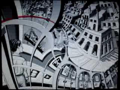 Escher 39 s print gallery explained youtube for Mc escher gallery
