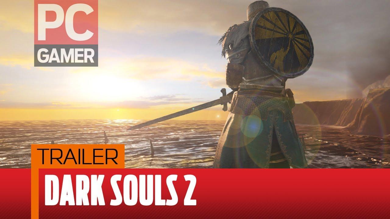 Dark Souls 2 Cursed Trailer: Cursed Trailer