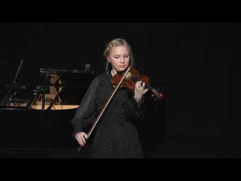 Mountain View Orchestra 2018 - Concerto No. 1, Op. 26