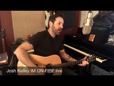 Josh Kelley - I'm On Fire (Cover)