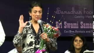 Tanuja about Kishore Kishore