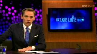 Indie Love Song - Late Late Show - 03-02-2012