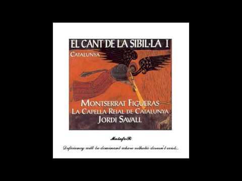 Monserrat Figueras - El Cant de la Sibil•la I (Direction: Jordi Savall)