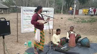Parsi Sugar Naren Hansda in Baliguma Ramgarh jhargram