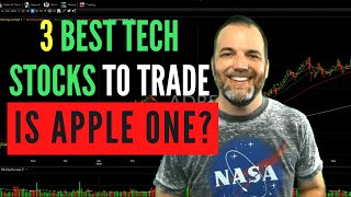 Tech Stocks To Buy: Is Apple Stock One Of Them + Will Tech Crash Again!?