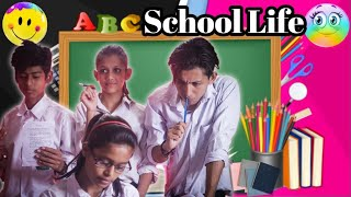School Life - Students in Exam Hall | Prashant Sharma Entertainment