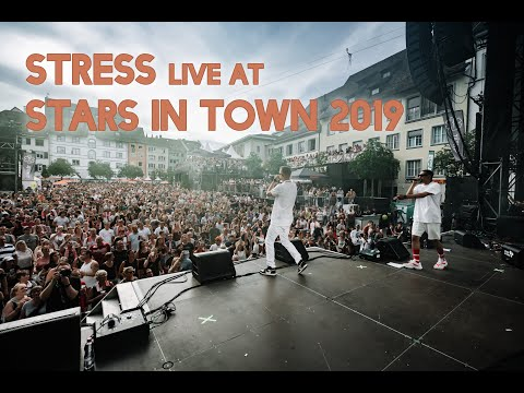 Youtube: Stress – Live at Stars in Town 2019 (Full show)