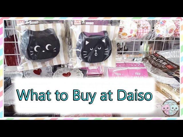 WHAT TO BUY AT DAISO DURING A PANDEMIC, ESSENTIAL ITEMS SHOPPING IDEAS, VLOG 🛍️