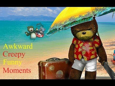 Naughty Bear Panic In Paradise