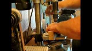 Wood Turning Whirligig