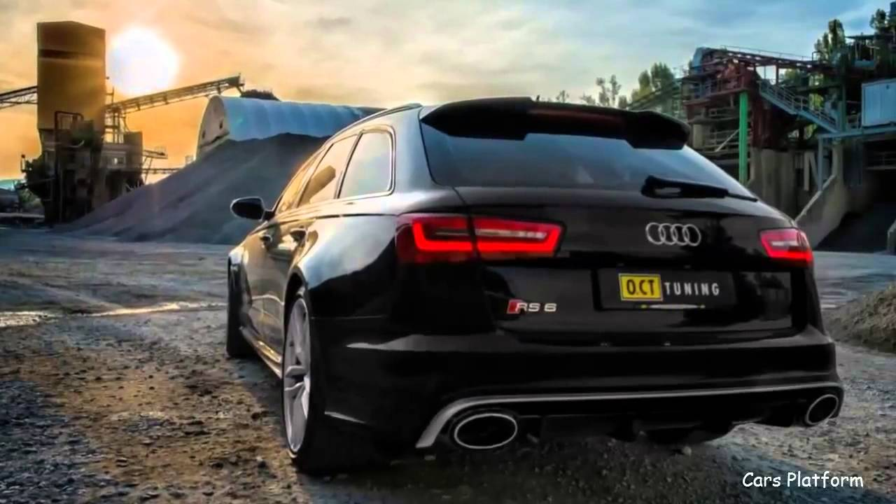 2014 Audi Rs6 Avant By O Ct Tuning Youtube