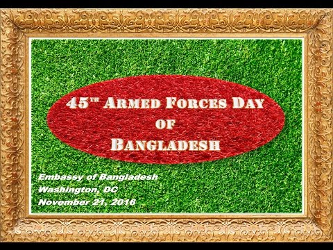 Armed Forces Day of Bangladesh