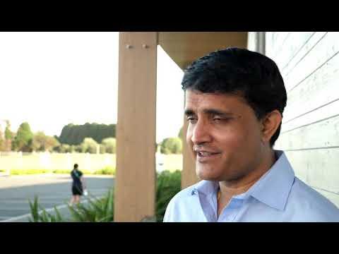 Indian cricket legends – Rahul Dravid and Sourav Ganguly | LEGENDS CORNER
