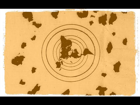 1000 year old Flat Earth map? by Chris and Sheree Geo   Mark