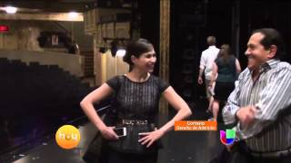 Pepillo visita a Bianca Marroquin en NY || HOY