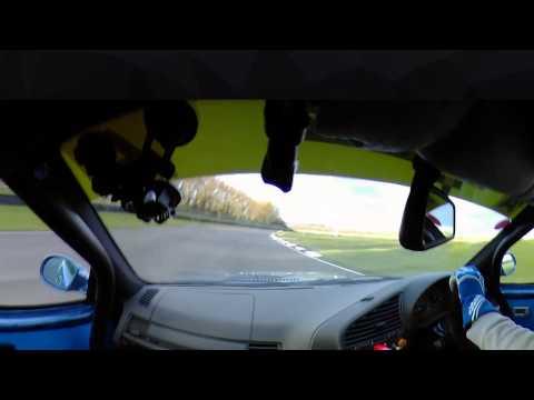 James Britton - Hot Lap 360 Cam - Goodwood - E36 M3.
