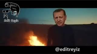 Recep Tayyip Erdoğan Yanıyoruz feat Burak King Video