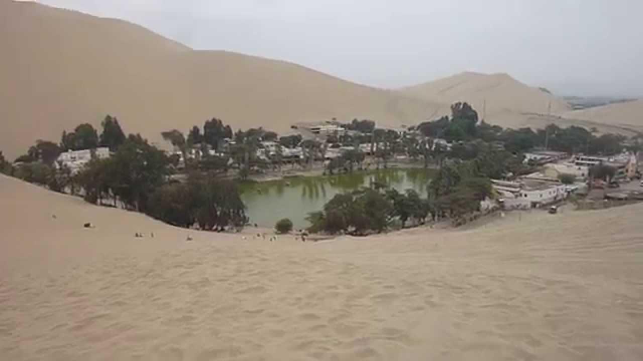 las dunas ica peru