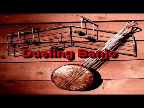 dueling banjos guitar backup doovi. Black Bedroom Furniture Sets. Home Design Ideas