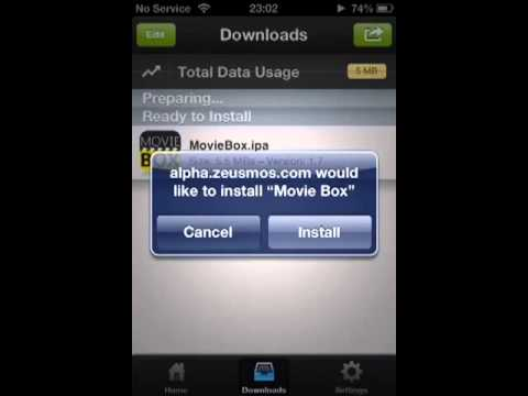 how to install moviebox on iphone buyzeusmos install box without a jailbreak 18884