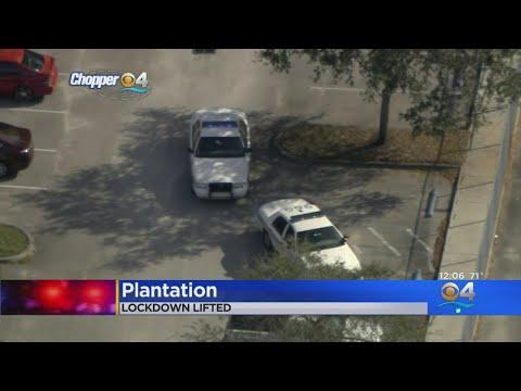 Lockdown Lifted At South Plantation High School
