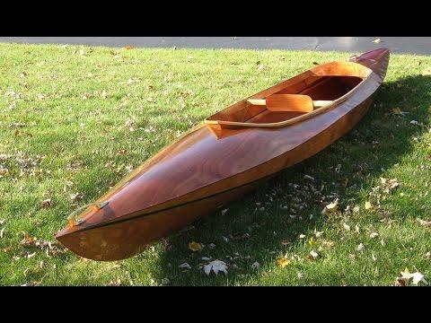Selway Fisher Dart 16 Kayak Photo Construction Log