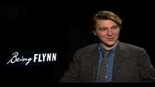 Paul Dano Interview for BEING FLYNN