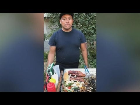 Más de $60,000 le donan a vendedor multado en video viral