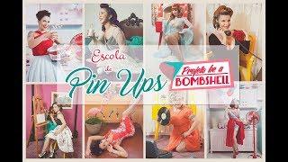 Escola de Pin Ups - Be a Bombshell