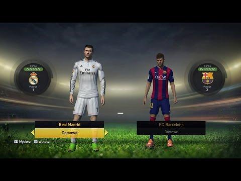 "FIFA 15 - Hogaty vs FooRmaN  # 10 - Real Madryt vs FC Barcelona ""El Clásico"""
