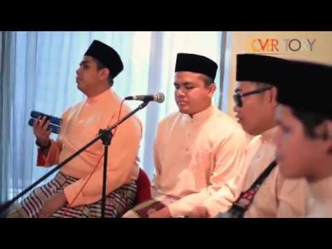 Air Mata Syawal  - Cover by Caliph Buskers