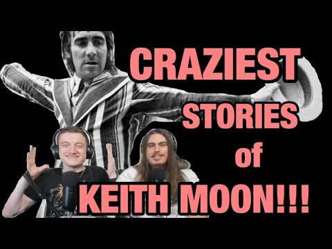 Keith Moon - Crazy Rock Stories | The Who - Ep.1