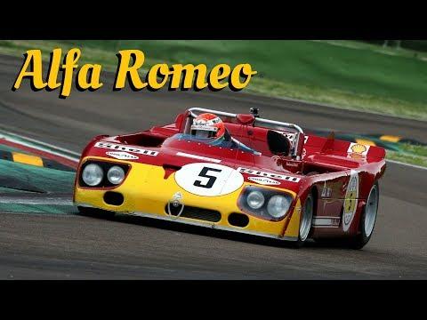 Alfa Romeo 33 TT 3 (1972) ex Nanni Galli/Helmut Marko + On-Board!