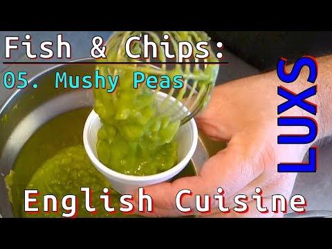05 - Mushy Peas From English Fish&Chips Shop