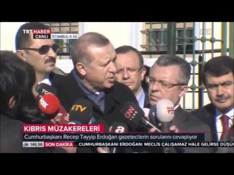 Türkiye Cumhurbaşkanı Erdoğan: