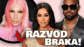 Kanye West prevario Kim Kardashian s Jeffree Starom!? 💔