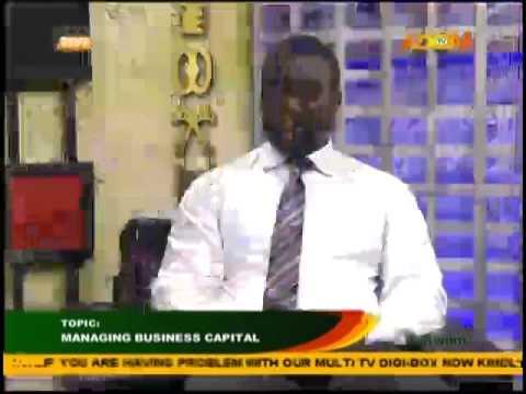 Managing Business Capital - Afisem (8-07-14)
