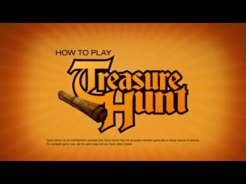Treasure Hunt Game Demo
