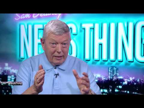 Alan Johnson could have been in Genesis - News Thing Interview