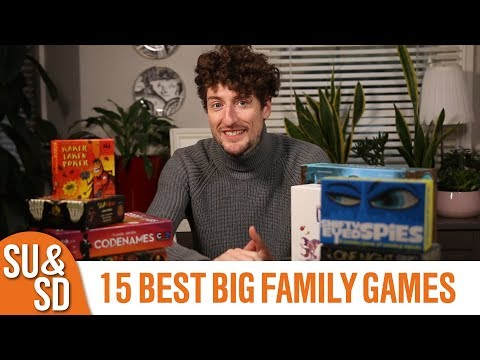 15 Great Games to Fill Your Table This Christmas