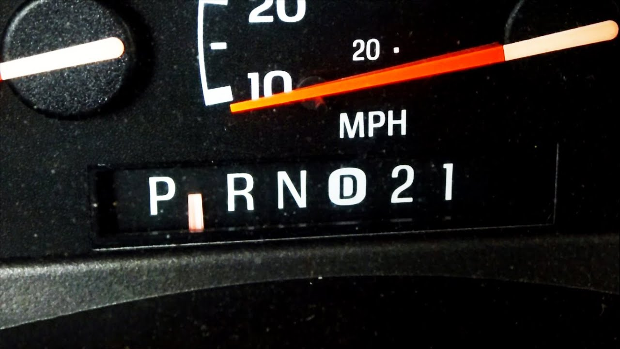 How to Align a Car Shift Indicator