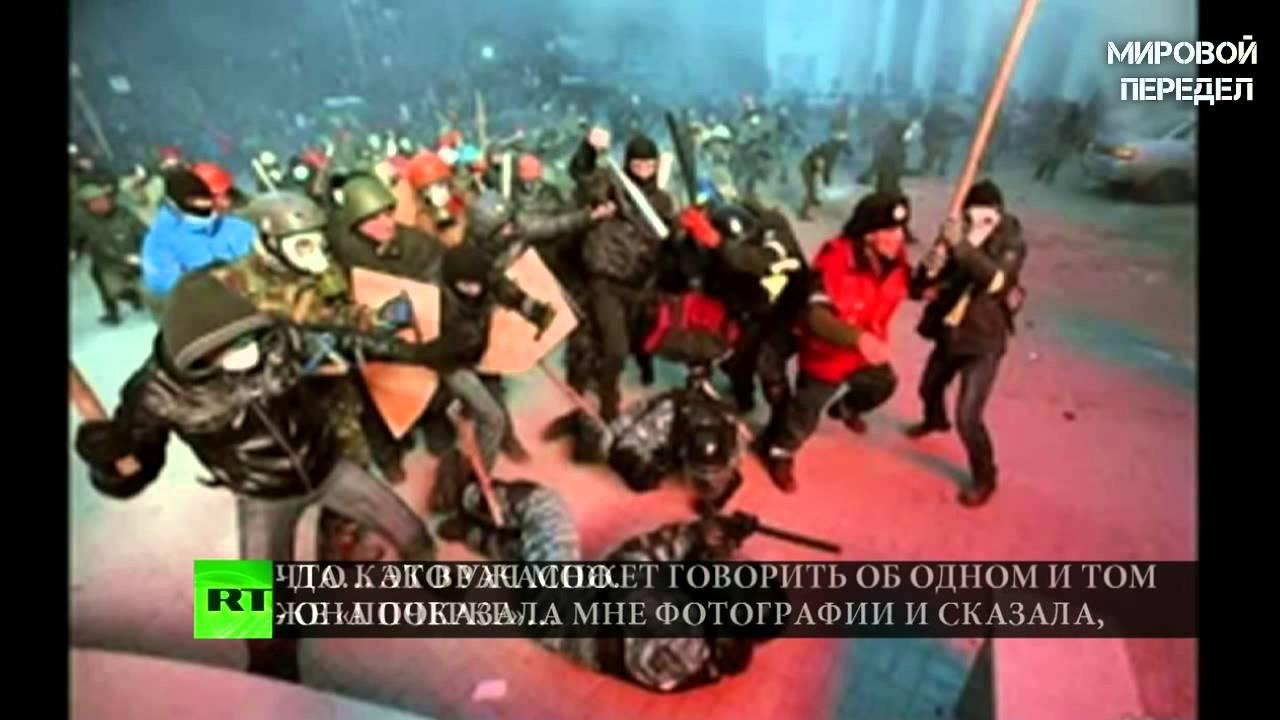 Мировой передел. №79 от 15.03.2014. Лебедь, Рак и Щука.