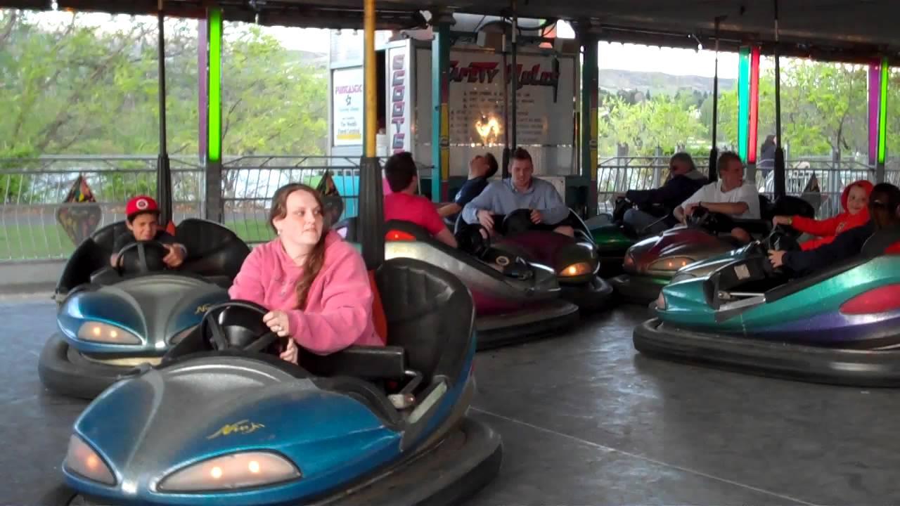 Wenatchee Wild Ride Bumper Cars