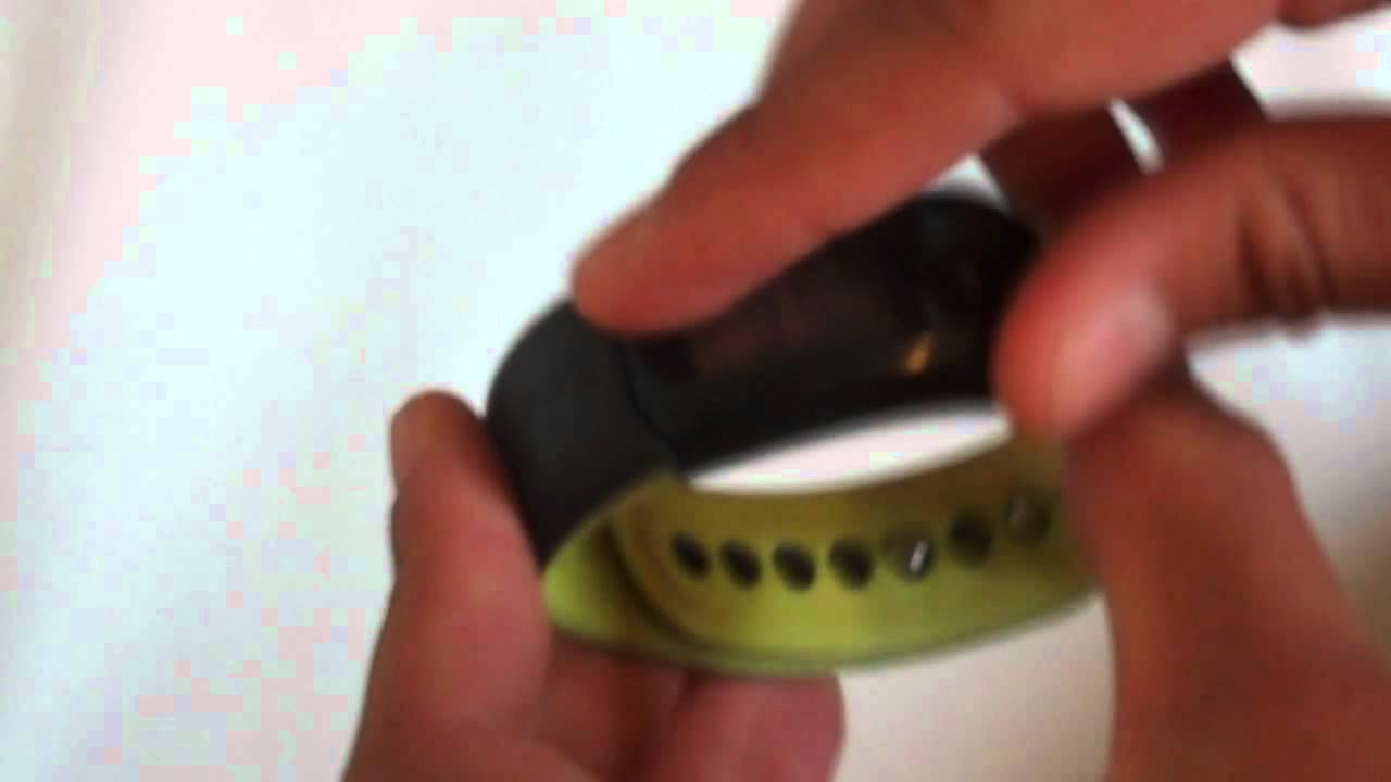 Nike+ Sportband Review and Unboxing