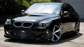 мінуси автомобіля BMW 530 e60