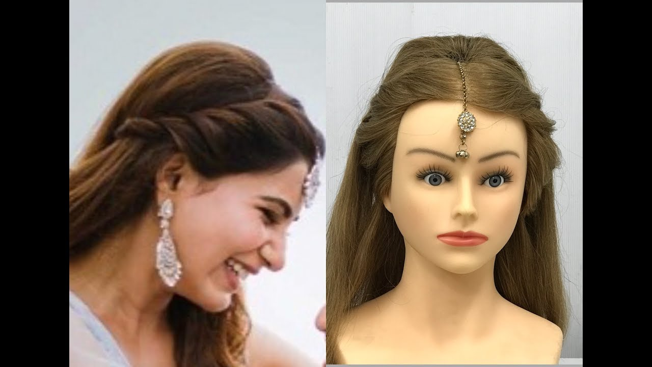 beautiful hairstyles function