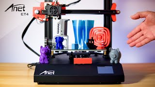 Anet ET4 - 3D Printer - Unbox & Setup