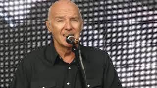 Midge Ure - Let's Rock Wales 2019 - Dancing with Tears in my Eye (Live)