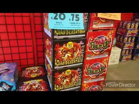 Firework Shopping Vlog With CZ American Patriot